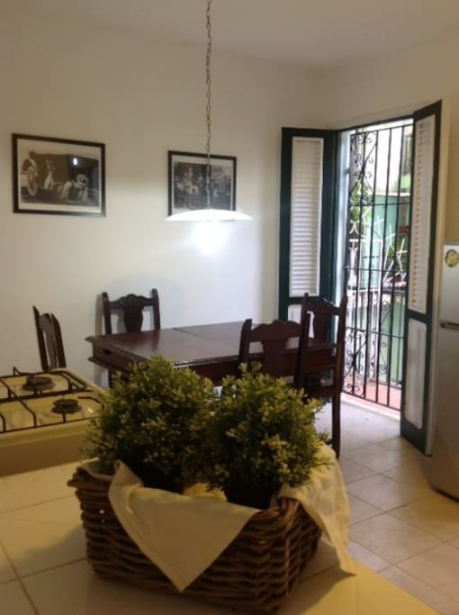 Cucina sala pranzo - Casa Particular Cuba
